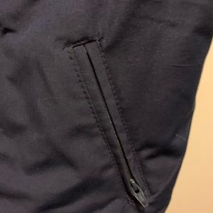 Woolrich Jackets & Coats - Vintage Woolrich Mens Navy Plaid Snap Vest M USA
